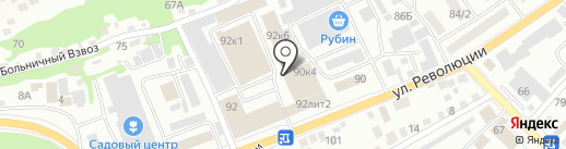 АртМакс на карте Бийска