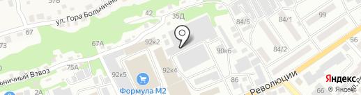 Оптовая компания на карте Бийска