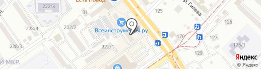 СУШИ new на карте Бийска