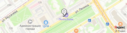 СиблабЛитех на карте Бийска