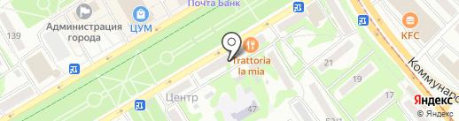 Rasstrelli на карте Бийска