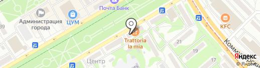 Посуда Град на карте Бийска