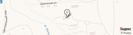 У Ксюши на карте Первомайского