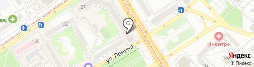 ЭКСПРЕСС-РЕМОНТ на карте Бийска