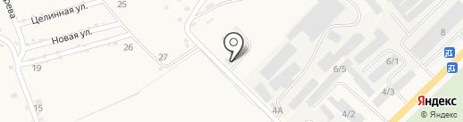 Бийская автомобильная школа ДОСААФ России на карте Бийска