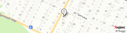 Влад на карте Бийска