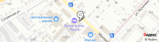 Мастерская по ремонту сотовых телефонов на карте Бийска
