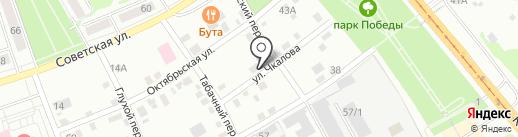 СпецГидравлика на карте Бийска