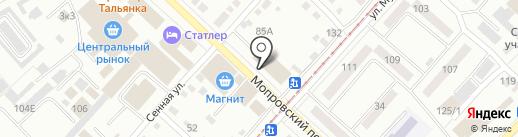 ЭлектроСвет на карте Бийска