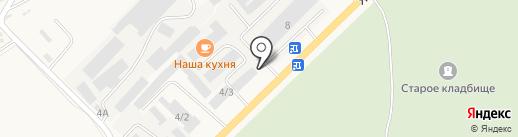 ТехноМир на карте Бийска