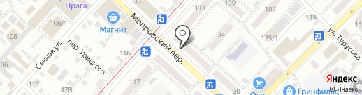 Жаклин на карте Бийска