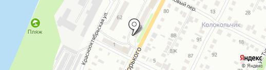 Оптимум-СТ на карте Бийска
