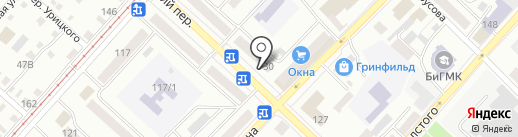 Академия на карте Бийска