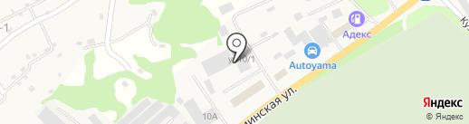 Эксперт на карте Бийска