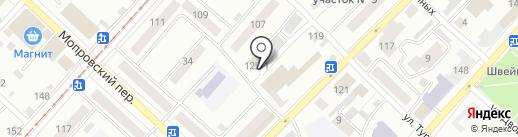 Кит плюс на карте Бийска