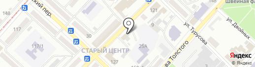 LEDtehnology на карте Бийска