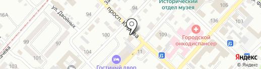 Россельхозцентр на карте Бийска