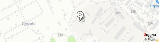 Abie Pro на карте Бийска