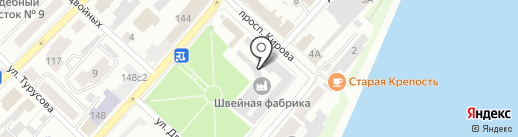 Производственно-монтажная компания на карте Бийска