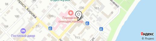 Магазин уцененных товаров на карте Бийска