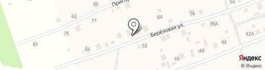 ГрузАвто на карте Первомайского