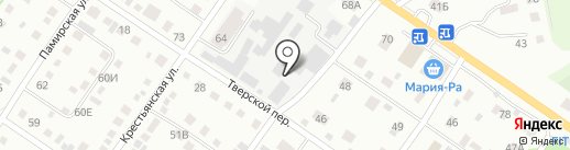 Ваша мебель на карте Бийска