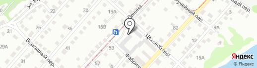 Qiwi на карте Бийска
