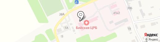 Qiwi на карте Первомайского