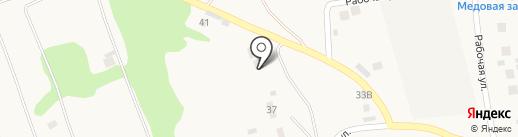 Техремонт на карте Первомайского