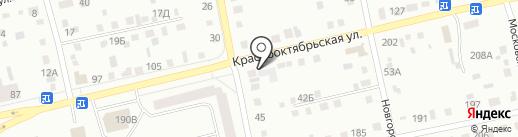 LADA Деталь на карте Бийска