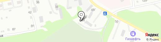 Алтай Стройинвест на карте Бийска