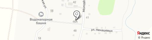 Универсальный магазин №8 на карте Никольского