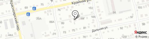 Компания по перевозке сыпучих грузов на карте Бийска