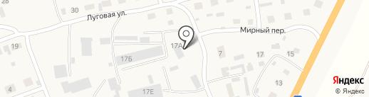 Сварочная монтажная универсальная ремонтная фирма на карте Первомайского