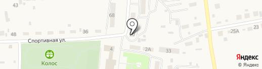 Татьяна на карте Первомайского