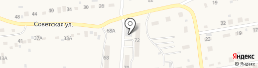 Comepay на карте Первомайского