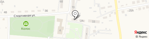 Красотка на карте Первомайского