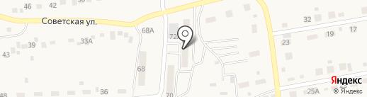 Магазин игрушек на карте Первомайского