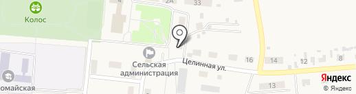Транспортная компания на карте Первомайского
