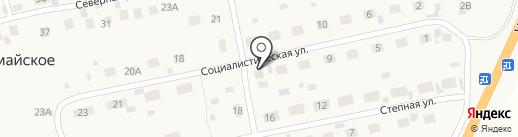 Корзинка-мини на карте Первомайского
