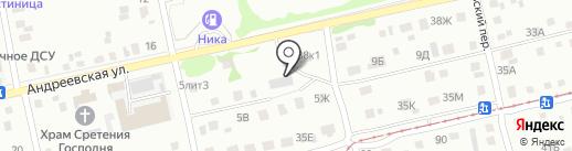 Электрика на карте Бийска