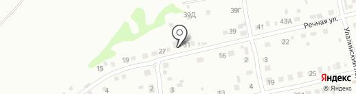 СТО на карте Бийска