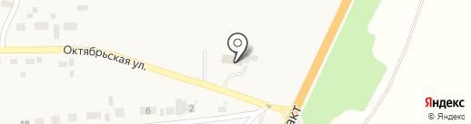Служба аренды самогруза на карте Первомайского