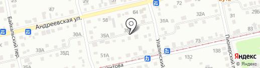 Мастер ЭВА на карте Бийска