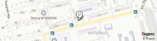 Quickpay на карте Бийска