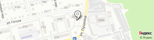 Адреналин на карте Бийска