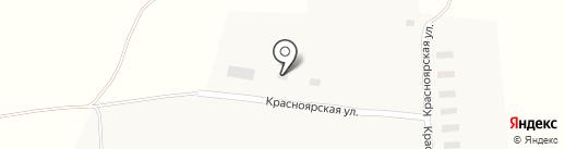 Пилорама на карте Ленинского