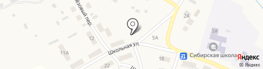 Корзинка Дива на карте Шульгинки