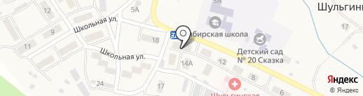 Магазин на карте Шульгинки