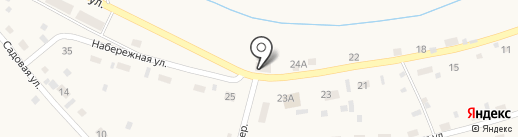 Сбербанк, ПАО на карте Шульгинки